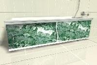 установка экрана в ванной в Астрахани